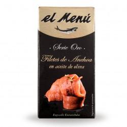 Filete de anchoa del cantábrico El Menu