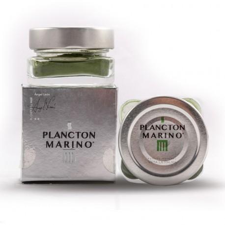 Plancton marino liofilizado
