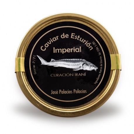 Caviar de esturion imperial