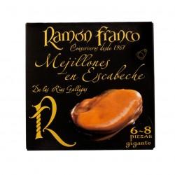 Mejillon gigante Ramon Franco 6/8 piezas