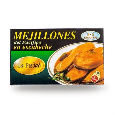 Mejillon La Piedad 3/4 piezas