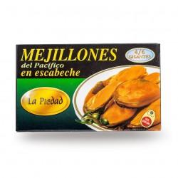 Mejillon La Piedad 4/6 piezas