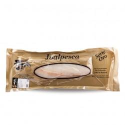 Bacalao ahumado Joalpesca serie oro en plancha interfoliado de 1000 gramos