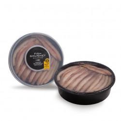 Lomo de sardina ahumada fish gourmet 350 gramos